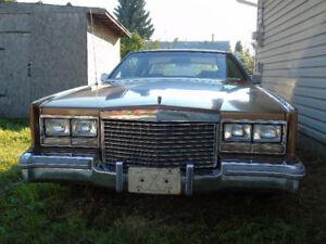 1979 Cadillac Eldorado Coupe (2 door)