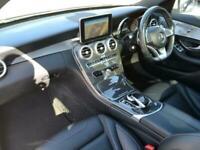2017 Mercedes-Benz C CLASS AMG SALOON C63 Premium 4dr Auto Saloon Petrol Automat