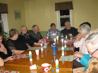 PEI Sociable Singles - Alone & Bored? 40 or Over? Come Join Us!