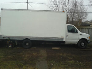 2002 Ford Other box E350 HEAVEY DUTY SUPER STROKE 7,3 DIESEL