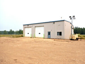 Industrial Real Estate-Winfield, AB-Unreserved Auction
