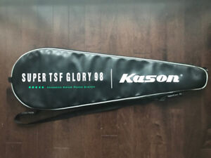 Badminton Racquet - Super TFS Glory  98