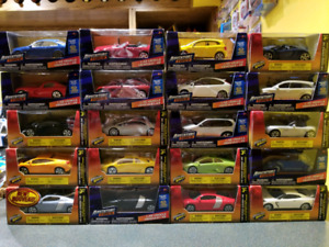 Assorted 1:43 20 X diecast car by Maitso for sell