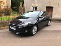 Ford Focus 1.6TDCi ( 115ps ) 2012.25MY Zetec cheap tax