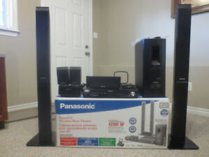 Panasonic 1200W Surround Sound System