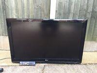 """LG 42"""" LCD television"""