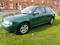 Audi A3 1.8 2002 SE PX Swap Anything considered