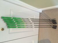 TaylorMade RBZ Irons (1 year Old), 5-PW, Ladies