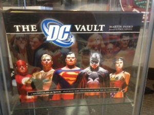 Book - The DC Vault-a museum in a book (Hard Copy)
