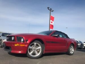 2008 Ford Mustang GT California | BLUETOOTH | HEATED LEATHER