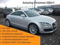 Audi TT 3.2 V6 QUATTRO, 15 Months Warranty