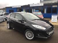 Ford Fiesta Titanium Tdci Hatchback 1.5 Manual Diesel