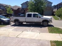 2005 king ranch leather  lariat fx4 offroad DIESEL must sell
