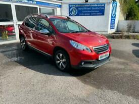 image for Peugeot 2008 e-hdi allure orange 1.6 warranty / delivery options available
