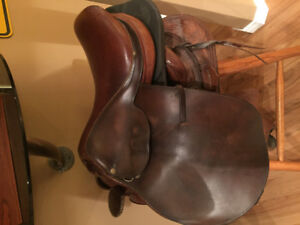 """17"""" Saddle for sale. Great condition"""