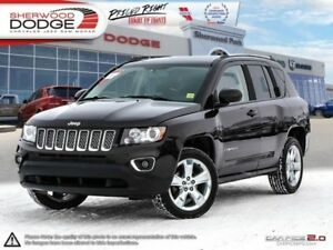 2014 Jeep Compass Limited  SUNROOF | LEATHER HEATED SEATS | EXTE