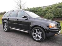 2008 Volvo XC90 2.4 AWD 185 BHP D5 SE SPORT AUTOMATIC *7 SEATS* LOW MILEAGE *
