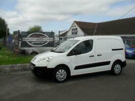 2012 Peugeot Partner 850 1.6 HDi 92 Professional Van PANEL VAN Diesel Manual
