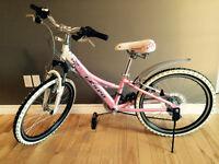 Girl's Bike 21 Speed Grip Shift - Never Been Used