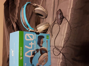 Astro A40 headset with mixamp M80 for Xbox One London Ontario image 1