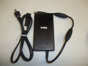 Dell Slim PA-12 Auto / Air Travel Laptop AC/DC Power Adapter