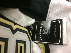 Sidney Crosby Captain's Home Game Jersey Reebok
