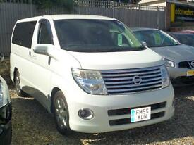 Nissan Elgrand 3.5 Highway Star 3.5 Mpv