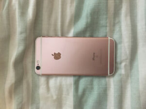 IPHONE 6S ROSEGOLD 128GB UNLOCKED FOR SALE
