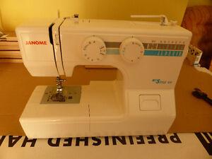 JANOME BASIC MY STYLE 100 SEWING MACHINE
