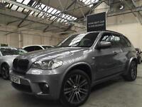 2010 BMW X5 3.0 40d M Sport SUV 5dr Diesel Automatic xDrive (198 g/km, 306 bhp)
