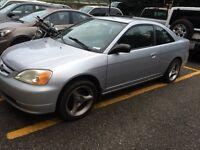 Need gone asap 2003 Honda Civic