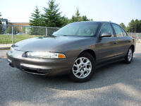 2000 Oldsmobile Intrigue GL Berline 8 Pneus une proprietere!!