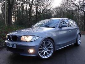 2006 06 BMW 116 1.6 i Sport..5 Door..6 Speed
