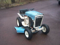 WANTED - WHITE Town & Country garden Tractor