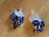 Graduations corsages and boutonniers