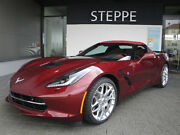 Corvette C7 Cabrio 8Gg.AT DESIGN-EDITION Sportsitze Mod16