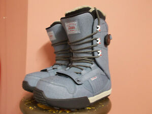 Assorted Men's Snowboard Boots~ 5 Pairs New/Used !