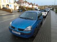 Renault Clio 1.5 dCi Expression (2003) 5dr