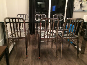 Beautiful Dining Room Table & 6 Chairs For Sale Kingston Kingston Area image 3