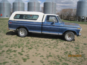 1978 Ford F150 1/2 Ton