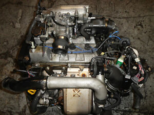 JDM TOYOTA MR2 3SGTE TURBO ENGINE, 5SPEED LSD TRANSMISSION,