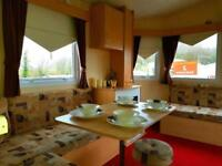 Starter Static Caravan For Sale at Sundrum Castle Holiday Park, Near Ayr