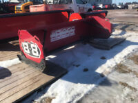 USED BOSS 8' PUSHER BLADE Moncton New Brunswick Preview
