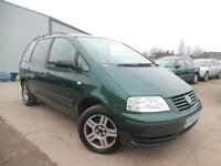 VW SHARAN 1.9 TDI PD 130 BHP 7 SEATER