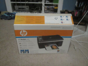 HP Deskjet F4180 All-In-One Printer, Scanner, Copier WITH INK