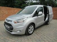 FORD TRANSIT CONNECT L1 H1 LIMITED SWB 115 BHP AIR CON CRUISE CONTROL 3 SEATS