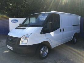 2012 62 Ford Transit 2.2TDCi ( 100PS ) ( EU5 ) 280S SWB Diesel Van