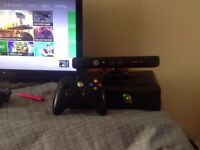 Xbox 360 with 37 games price negotiable