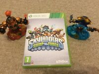 Skylanders Swap Force starter pack with game for Xbox 360