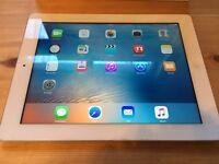 Apple iPad gen 3 16gb in white